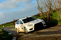 Winter (Banna) Stages Rally 2017