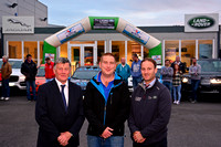 Limerick Forest Rally Launch 2016