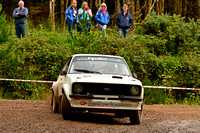 Jim Walsh Cork Forestry Rally 2015