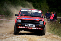 Jim Walsh Forestry Rally 2013